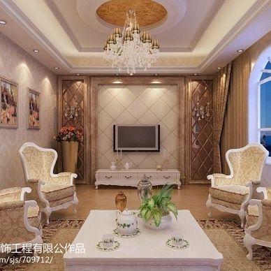 欧式卧室时尚家居装修设计效果图