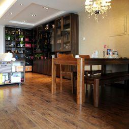 整体家装现代风格餐厅装修效果图大全