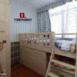 欧式儿童房手绘家具设计