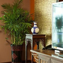 中式古典装修样板房效果图观赏大全