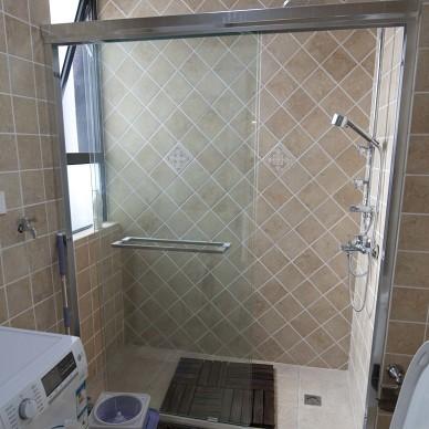 蓝堡爱琴海美式卫浴装修效果图