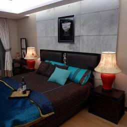 中式卧室设计图片