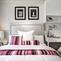 新古典10平米卧室效果图
