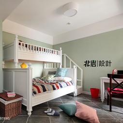 美式儿童房设计