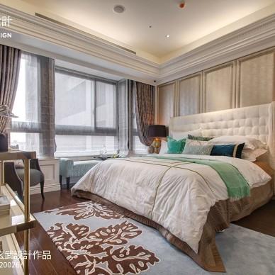 新古典卧室装修设计效果图