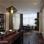 中式风格书房装饰图片