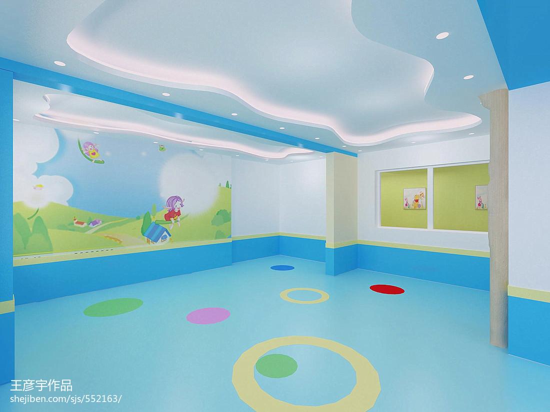 幼儿园中班墙面布置_幼儿园中班墙面布置效果图 – 设计本装修效果图