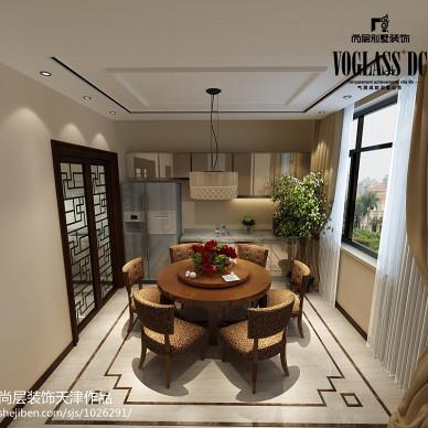 中式和现代风格的混搭设计_别墅设计_1184506