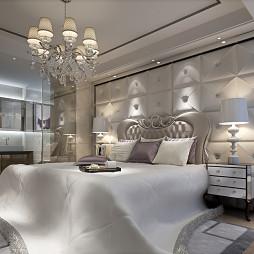 现代四室两厅卧室设计装修