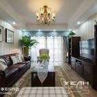 休闲美式风格客厅装修效果图大全