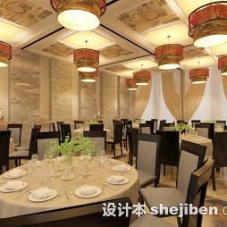 餐饮空间设计效果图图库欣赏