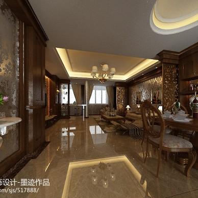 风情街王女士自建房装饰设计_1229660