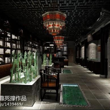福州三坊七巷寿山石专卖店设计_1232919
