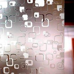 磨砂玻璃隔断图片