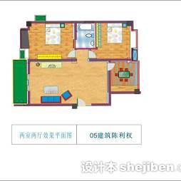 三间楼房平面图