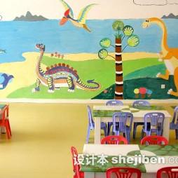 教室环境布置设计图片
