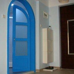 地中海廚房折疊門圖片