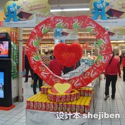 大商超市商品陈列图片