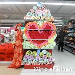 大超市商品陈列图片
