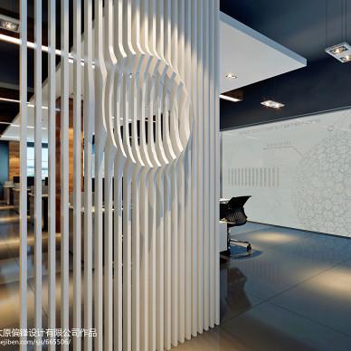 传媒公司办公室设计_1258441