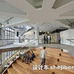 最新国外办公室设计欣赏