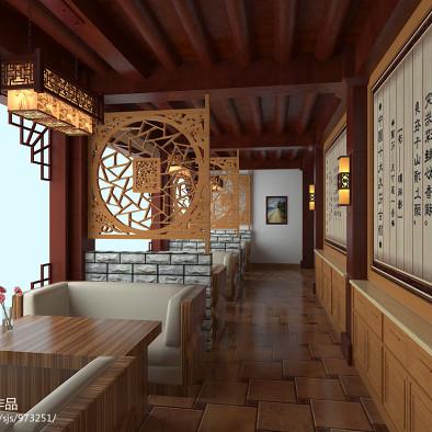 绍兴仓安中式餐厅