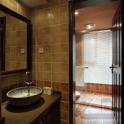 三室两厅卫生间装修效果图大全