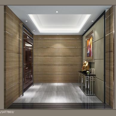 现代风格-别墅方案设计_1272356