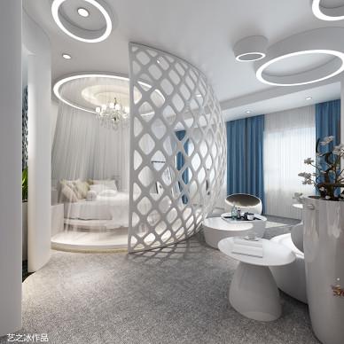浪漫、时尚-卧室设计_1272483
