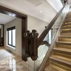 245平米新古典楼梯装修效果图