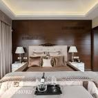 素色的勾边演绎高雅与大气 245平新古典时尚别墅_1298557