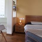交换空间现代简约风卧室隔断装修效果图大全