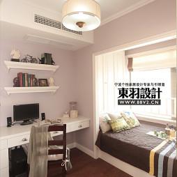 卧室书房设计美式风格装修