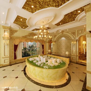 太原市广兴国际售楼部_1309850