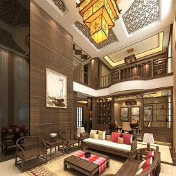中式别墅设计_1314085