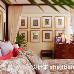 卧室房屋装修效果图