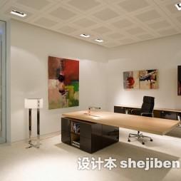 国外办公室设计效果图