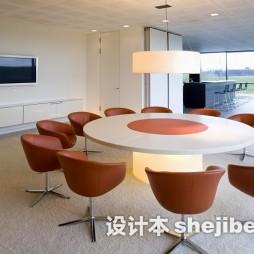 2017国外办公室设计效果图欣赏