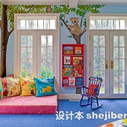 8平米儿童房家装效果图