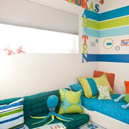 8平米儿童房家装效果图片