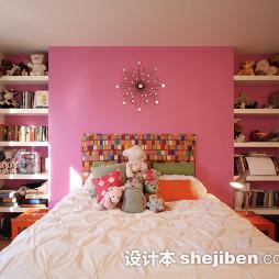 小空间儿童房图片大全欣赏