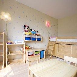 浪漫地中海风格儿童房装修效果图