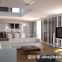 两房改三房小客厅装修效果图