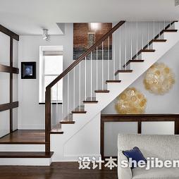 楼梯踏步效果图大全欣赏
