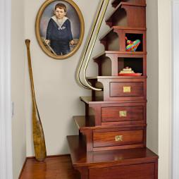 楼梯踏步图片