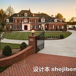 乡村二层别墅设计图片推荐
