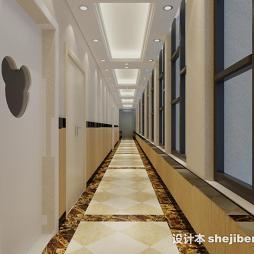 幼儿园走廊环境布置效果图集