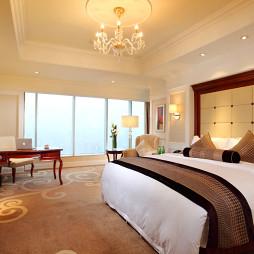 现代风格酒店客房装修设计