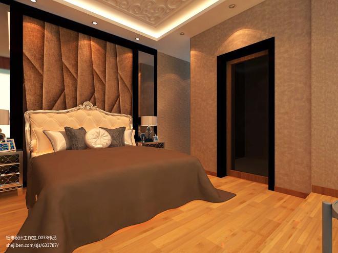 自建房室内设计图