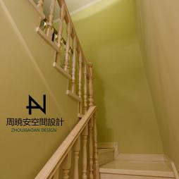 美式风格楼梯设计图
